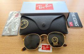 Ray Ban Sunglasses ORB3548N 001 2N