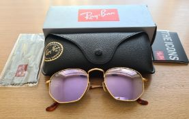 Ray Ban Sunglasses ORB3548N 001/80 2N