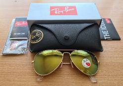 Ray Ban Sunglasses ORB3025 112/93 3P