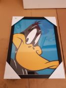 Daffy Duck Framed Print 43O X 330mm