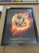 The Hunger Games 2012 Print 320 X 450mm