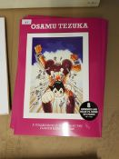10 X Packs Of Osamu Tezuka Magna Artist Prints. 8 Different Prints Per Pack