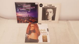 3 X Vinyl Album (New / Sealed). 1 X Classic Rock Anthems II, 1 X Liam Gallagher As You Were & 1 X