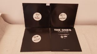 "4 X Positiva 12"" Vinyl. 1 X DJ Sandy vs Housetrap Overdrive, 1 X Barthezz Infected. 1 X Marc Et"