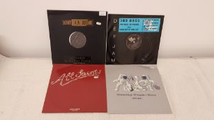 "4 X 12"" Vinyl. 1 X Cut Kla Roc Freeze, 1 X 3rd Bass Pop Goes The Weasel. 1 X All Saints Black Coffe"