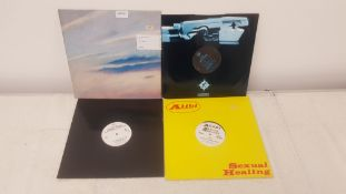 "4 X 12"" Vinyl. 1 X John Beltran The Sky EP Series, 1 X Westbam Sonic Empire. 1 X Marisa Turner"