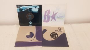 "4 X 12"" Vinyl. 1 X Westbam Sonic Empire, 1 X Bewitched Jump Down. 1 X Tim Love Lee Go Down Dixi"