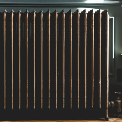 Antique Traditional Victorian Cast Iron Radiators for Restoration