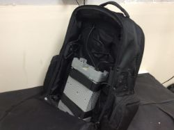 Jdsu w1314a-e17 8 band receiver plus EQUIPMENT IN JDSU RUCK SACK