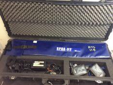 Spaa-05 equipment in peli 1700 case