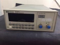 Hp 8156a optical attenuator