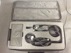 WESTOVER FIBER MICROSCOPE IN CARRY CASE