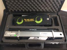 3Z RF TELECOM ALIGNER IN CASE - DAMAGED
