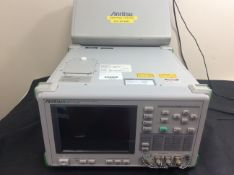 ANRITSU MP1552B SDH/PDH/ATM ANALYZERWITH BUILT IN PRINTER