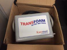 Transform active matress air pump