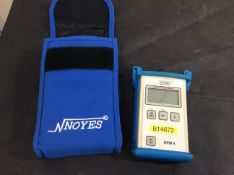 NOYES OPTICAL POWER METER OPM 4