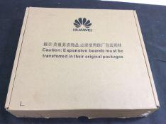 Huawei c-band optical booster unit