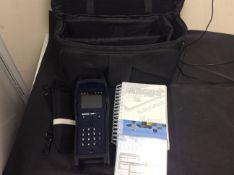 ARGUS 145+ ADSL TESTER IN CARRY BAG