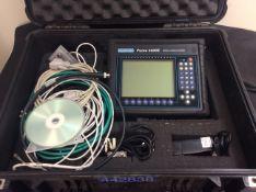 EXFO PUMA 4200E TELECOM / DATACOM ANALYZER IN PELI CASE