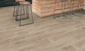 Approx. 14.88 Square Meters Of ROKO VINYL 5mm Derelicta Flooring