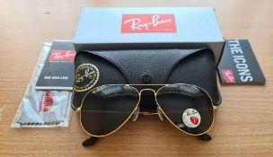 Ray Ban Sunglasses ORB3025 001/57 3P