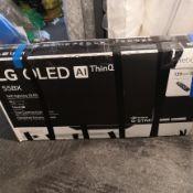 Lg 55nano866 55 inch ultra hd 4k nano cell, hdr, smart tv [black] 79x124x27cm rrp: £1570.0