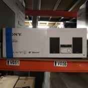 Sony cmt-sbt20 bluetooth 3-piece hifi system [black] 0x0x0cm rrp: £154.0