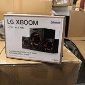 Lg xboom lk72b 2.1 bluetooth hifi system [black] 0x0x0cm rrp: £106.0