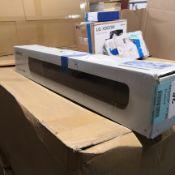 Sony ht-sf150 2-channel,bluetooth,s-force front surround soundbar [black] 7x90x9cm rrp: £202.0