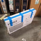 Luxor 32 inch hd ready, freeview play, smart tv [black] 48x74x19cm rrp: £298.0