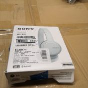 Sony wh-ch510 wireless with voice assistant headphones [white] 0x0x0cm rrp: £76.0