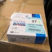 Sony wh-xb700 wireless on-ear headphones [blue] 0x0x0cm rrp: £208.0