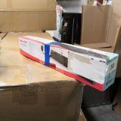 Sharp ht-sb106 110w 2.0, bluetooth, hdmi & usb playback soundbar [black] 6x65x9cm rrp: £98.0