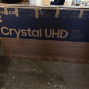 Samsung ue75tu7100 75 inch crystal view, 4k ultra hd, hdr, smart tv 105x168x34cm rrp: £1558.0
