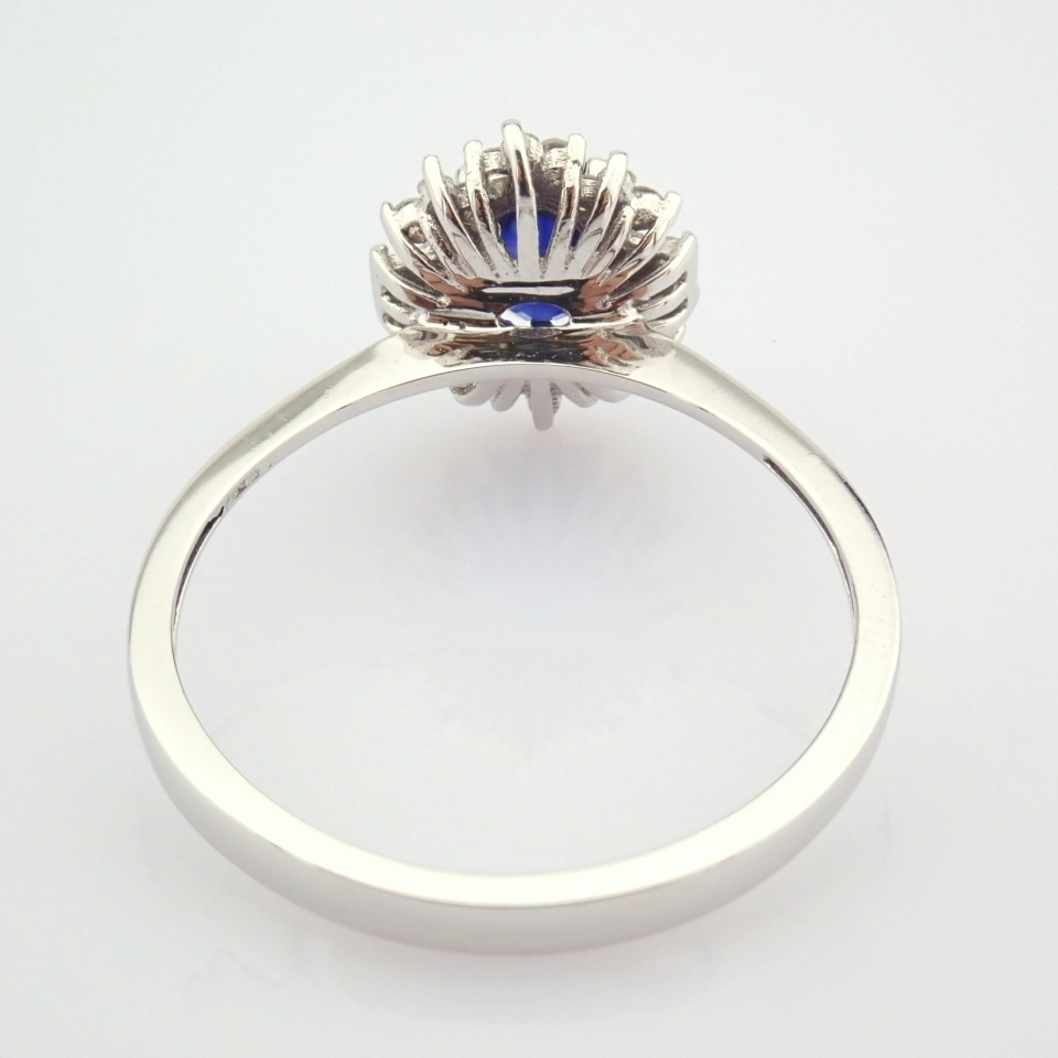 18K Yellow Gold Bracelet- 33,46 Ct. Natural Fancy Diamond - Image 10 of 10