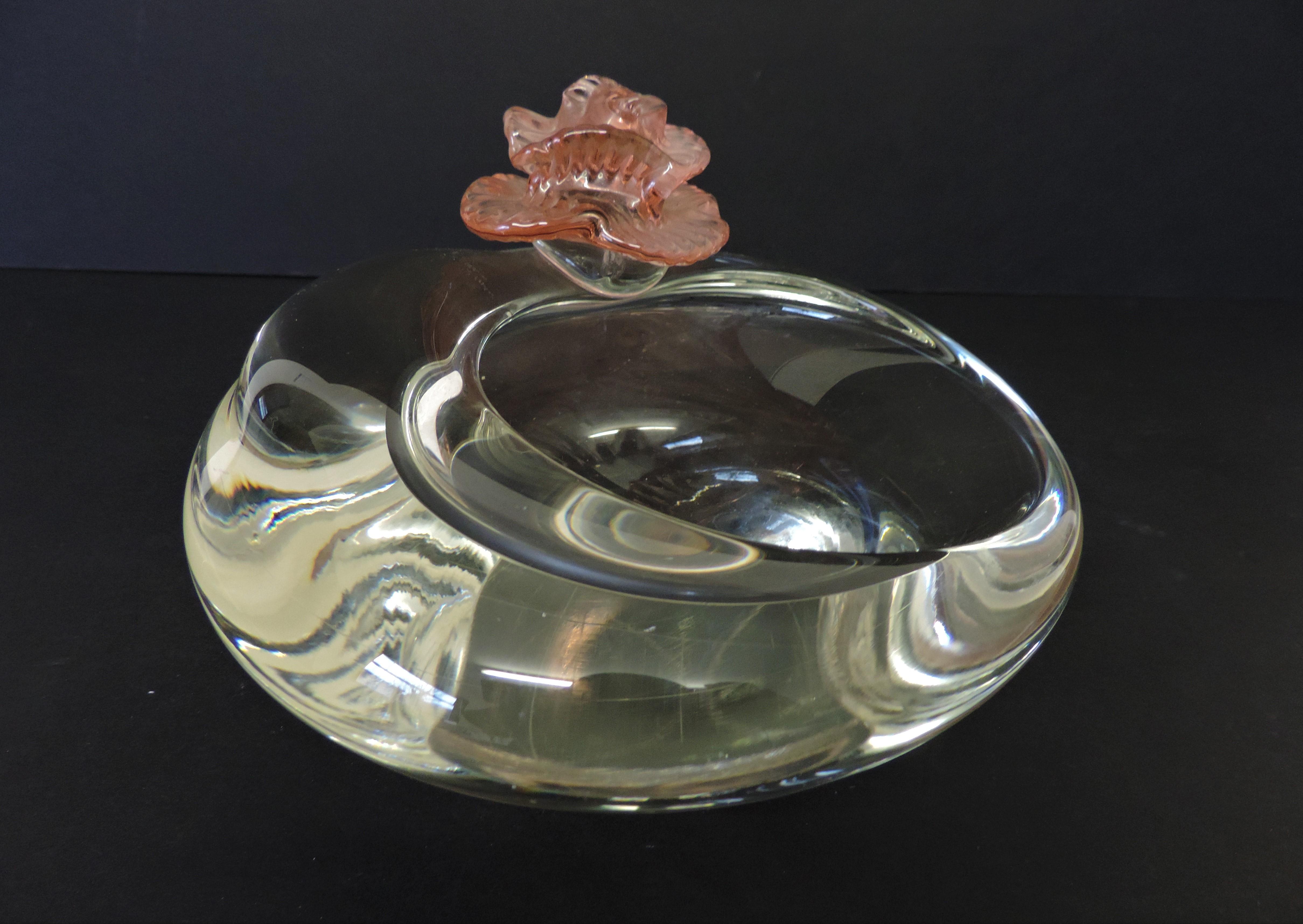 Vintage Murano Glass Bowl - Image 2 of 3