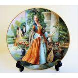 Royal Doulton Jane Seymour Collectors Plate