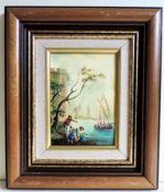 Framed Original Oil Painting
