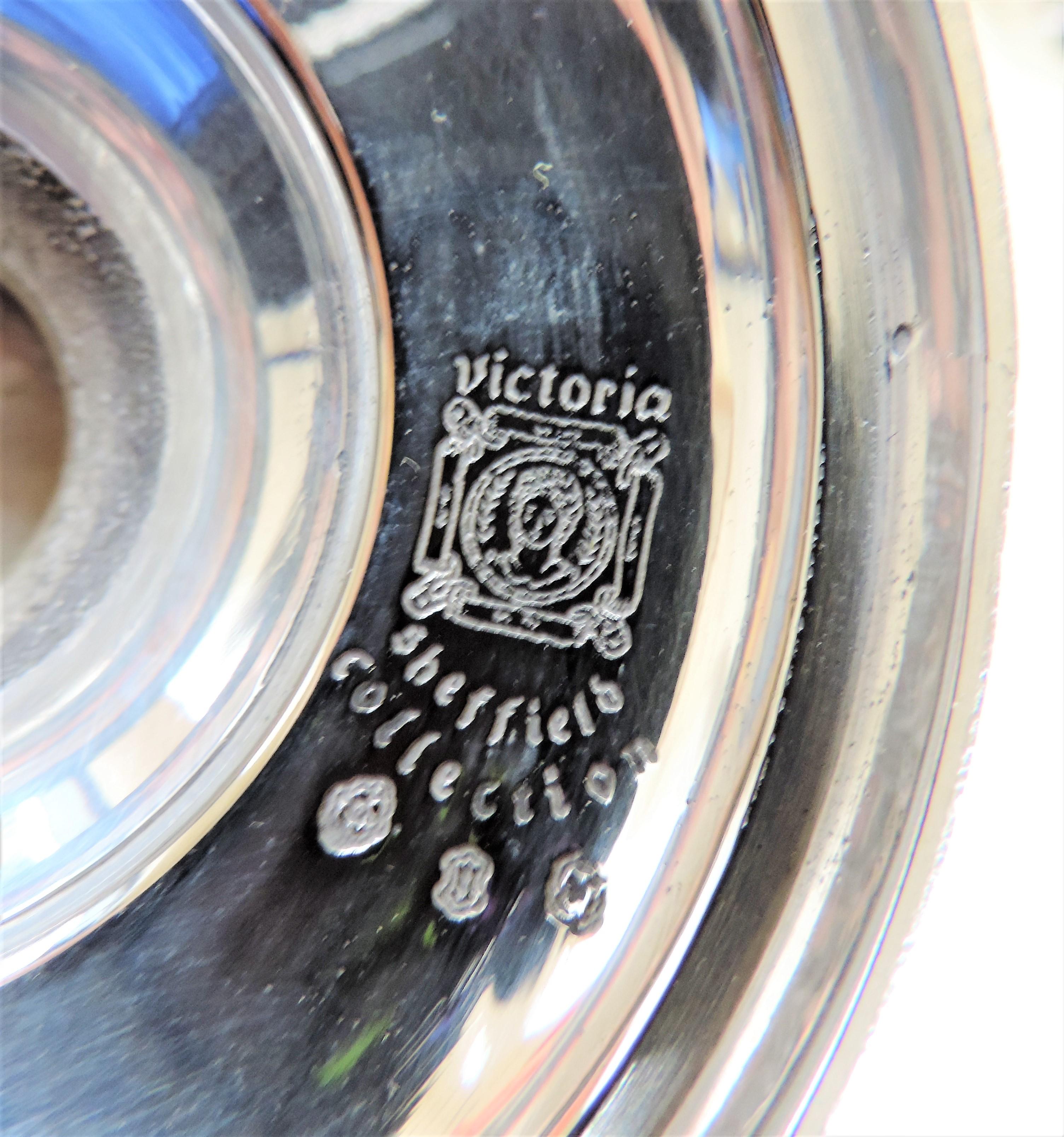 Antique Silver Plate Lidded Urn - Image 5 of 6
