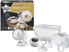 (R15I) Baby. 1 X Tommee Tippee Closer To Nature Electric Breast Pump (New)