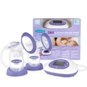 (R15I) Baby. 1 X Lansinoh 2 In 1 Electric Breast Pump Hospital Grade (New)