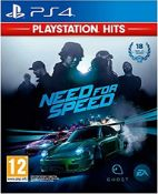 (R15I) Gaming. 5 X PS4 Games. 1 X Need For Speed, 1 X Driveclub, 1 X The Elder Scrolls Morrowmind (