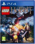 (R15I) Gaming. 5 X PS4 Games. 1 X Lego The Hobbit, 1 X Destiny, 1 X Driveclub & 2 X Call Of Duty B