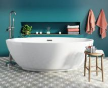 Mode Bathrooms Harrison Free Standing Bath With Waste. 1790X810mm (RBAIF2001)