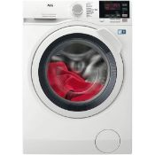 Category - RETURNED WHITE GOODS - AEG L7WEG851R Washer Dryer - T002954363