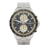 Baume & Mercier Clifton Club M0A10435 Men Stainless Steel Chronograph Watch