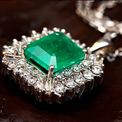 Vintage Precious Gemstone & Diamond Jewellery