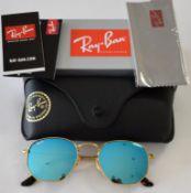 Ray Ban Sunglasses ORB3548N 001/90 *2N