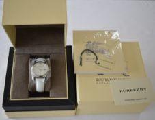 Burberry BU9128 Ladies Watch