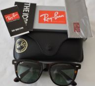 Ray Ban Sunglasses ORB2140F 902 *3N